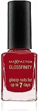 Fragrances, Perfumes, Cosmetics Nail Polish - Max Factor Glossfinity