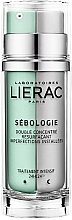 Fragrances, Perfumes, Cosmetics Two-Phase Facial Concentrate - Lierac Sebologie Resurfacing Double Concentrate