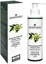 Fragrances, Perfumes, Cosmetics Makeup Remover Oil - Orientana Nourishing Cleansing Oil For Face & Eyes Neem