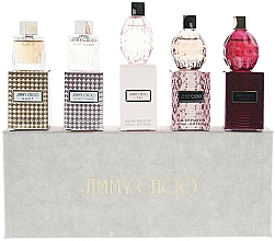 Fragrances, Perfumes, Cosmetics Jimmy Choo Ladies Variety Pack Gift Set Fragrances - Set (mini)(edt/4.5mlx2+edp/4.5x3)