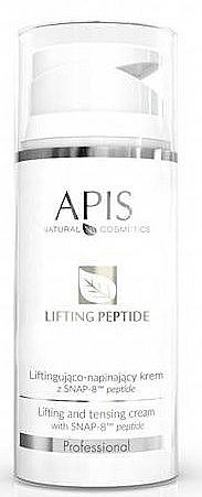 Face Cream - APIS Professional Lifting Peptide Lifting And Tensing Cream
