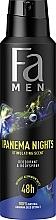 "Fragrances, Perfumes, Cosmetics Men Deodorant-Spray ""Ipanema Nights"" - Fa Men"