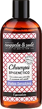 Fragrances, Perfumes, Cosmetics Epigenetic Shampoo for Sensitive Scalp - Nuggela & Sule' Epigenetic Shampoo Sensitive Skin