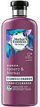 """Fragrances, Perfumes, Cosmetics Moisturizing Conditioner """"Rosemary and Herbs"""" - Herbal Essences Rosemary & Herbs Conditioner"""