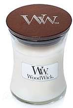 Fragrances, Perfumes, Cosmetics Scented Candle in Glass - WoodWick Hourglass Candle Island Coconut