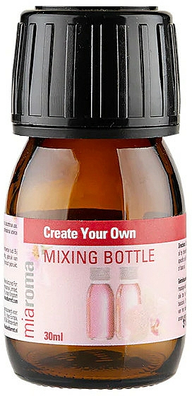 Essential Oils Mixing Bottle, 30 ml - Holland & Barrett Miaroma Aromatherapy Mixing Bottle — photo N1