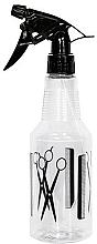 Fragrances, Perfumes, Cosmetics Bottle Spray 00173, 500 ml,transparent - Ronney Professional Spray Bottle 173
