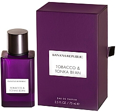 Fragrances, Perfumes, Cosmetics Banana Republic Tobacco & Tonka Bean - Eau de Parfum