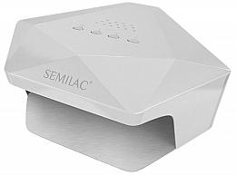 Fragrances, Perfumes, Cosmetics Lamp UV/LED, white - Semilac Diamant 36W