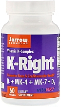 Fragrances, Perfumes, Cosmetics Vitamin K-Complex - Jarrow Formulas K-Right