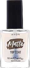 Fragrances, Perfumes, Cosmetics Matte Top Coat - Avon Matte Top Coat