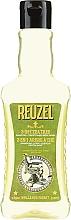 Fragrances, Perfumes, Cosmetics Shampoo 3in1 - Reuzel Tea Tree Shampoo Conditioner And Body Wash