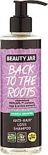 Fragrances, Perfumes, Cosmetics Anti Hair Loss Shampoo - Beauty Jar Back To The Roots Anti-Hair Loss Shampoo