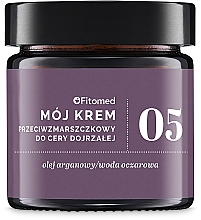 Fragrances, Perfumes, Cosmetics Argan Oil Anti-Wrinkle Cream - Fitomed Anti-wrinkle Cream Nr5