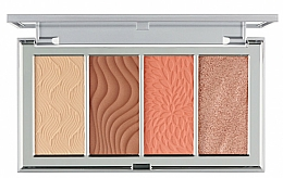 Fragrances, Perfumes, Cosmetics Contour Palette - PUR 4-In-1 Skin Perfecting Powders Face Palette