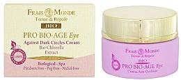 Fragrances, Perfumes, Cosmetics Anti-Dark Circles Cream - Frais Monde Pro Bio-Age Against Dark Circles Eye Cream