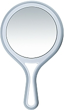 Fragrances, Perfumes, Cosmetics 2-Sided Mirror with Handle, d 12,5 cm - Titania