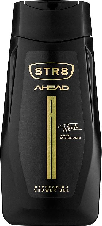 Str8 Ahead - Shower Gel