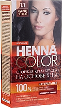 Fragrances, Perfumes, Cosmetics Long-Lasting Henna Hair Cream Color - Fito Cosmetic Henna Color