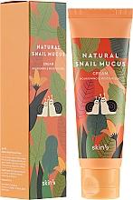 Fragrances, Perfumes, Cosmetics Facial Cream with Snail Mucus - Skin79 Natural Snail Mucus Cream