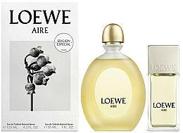 Fragrances, Perfumes, Cosmetics Loewe Aire - Set (edt/125ml + edt/30ml)