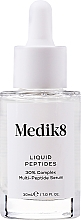 Fragrances, Perfumes, Cosmetics Liquid Peptide Serum - Medik8 Liquid Peptides