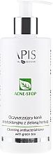 Fragrances, Perfumes, Cosmetics Cleansing Tonic - APIS Professional Home terApis Cleansing Tonik