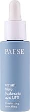 Fragrances, Perfumes, Cosmetics Hyaluronic Facial Serum - Paese Serum