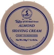 "Fragrances, Perfumes, Cosmetics Shaving Cream ""Almond"" - Taylor of Old Bond Street Almond Shaving Cream Bowl"