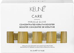 Fragrances, Perfumes, Cosmetics Keratin Hair Booster - Keune Care Miracle Elixir Concentrated Keratin Booster