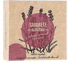 "Fragrances, Perfumes, Cosmetics Natural Soap ""Lavender"" - Essencias De Portugal Senses Lavender Soap With Olive Oil"