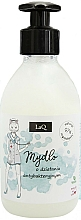 Fragrances, Perfumes, Cosmetics Antibacterial Hand Soap - LaQ Antibacterial Liquid Soap