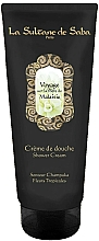 Fragrances, Perfumes, Cosmetics La Sultane de Saba Malaisie Champaka Fleurs Tropicales - Shower Cream