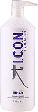 Fragrances, Perfumes, Cosmetics Hydrating Hair Mask - I.C.O.N. Inner Home Moisturizing Treatment