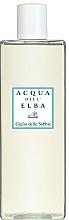 Fragrances, Perfumes, Cosmetics Reed Diffuser (refill) - Acqua Dell Elba Giglio Delle Sabbie Diffuser Refill