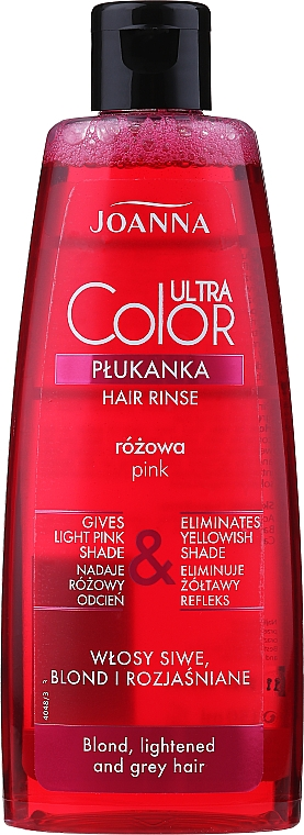 Coloring Hair Conditioner, red - Joanna Ultra Color System
