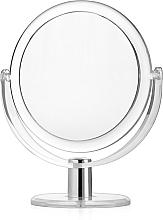 Fragrances, Perfumes, Cosmetics Double-Sided Table Mirror, d 16 cm - Titania