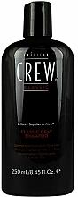 Fragrances, Perfumes, Cosmetics Shampoo for Grey Hair - American Crew Classic Gray Shampoo