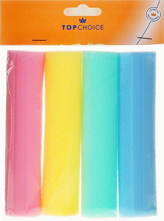 Hair Curlers L 3806, 4pcs. - Top Choice