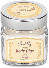 Fragrances, Perfumes, Cosmetics French White Clay - Chantilly Body Clay White