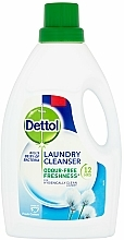 Fragrances, Perfumes, Cosmetics Antibacterial Laundry Cleanser - Dettol Laundry Cleanser Fresh Cotton