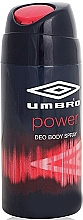 Fragrances, Perfumes, Cosmetics Umbro Power - Deodorant