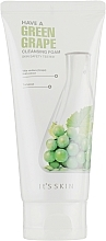 Fragrances, Perfumes, Cosmetics Vitamin Foam with Green Grapes - It's Skin Have a Green Grape Cleansing Foam