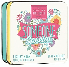 """Fragrances, Perfumes, Cosmetics Soap """"Someone Special"""" - Scottish Fine Soaps Someone Special Soap In A Tin"""