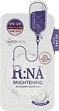 Fragrances, Perfumes, Cosmetics Amino Acids Whitening Face Mask - Mediheal R:NA Whitening Proatin Mask