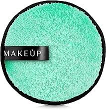 "Fragrances, Perfumes, Cosmetics Cleansing Sponge ""My Cookie"", mint - MakeUp Makeup Cleansing Sponge Mint"