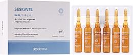 Fragrances, Perfumes, Cosmetics Anti Hair Loss Ampoules - SesDerma Laboratories Seskavel Anti-Hair Loss Aampoules