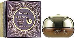 Fragrances, Perfumes, Cosmetics Snail Mucin Eye Cream - FarmStay Escargot Noblesse Intensive Eye Cream