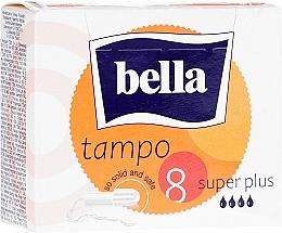 Fragrances, Perfumes, Cosmetics Tampo Premium Comfort Super Plus Tampons, 8 pcs - Bella