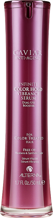 Dual Action Color Hold Serum - Alterna Caviar Anti-Aging Infinite Color Hold Vibrancy Serum